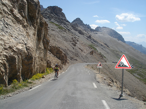 Tour de France col du Galibier