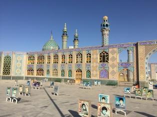 Het heiligdom van Imamzadeh Hilal Ibn Ali