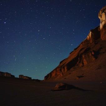 Onder de sterren