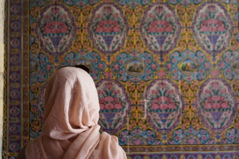 De roze moskee