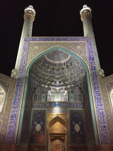 Koningsmoskee, Esfahan
