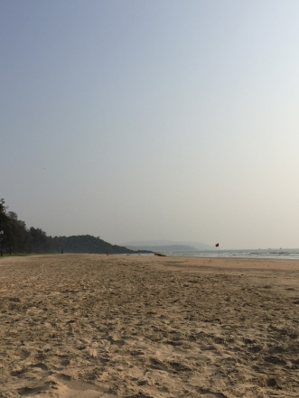 Goa stranden