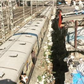 Mumbai treintje