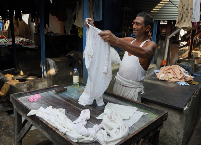 Dhobi ghat Mumbai