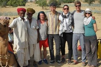 Camel crew