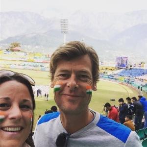 Dharamsala - India vs Sri Lanka
