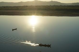 Ayeyarwady rivier